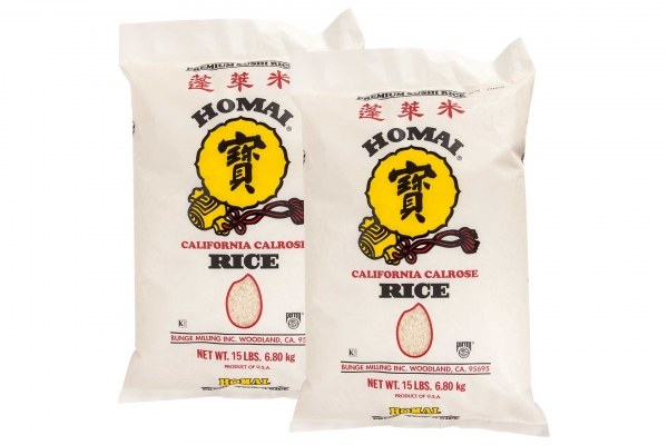 Homai Calrose Medium Grain Rice
