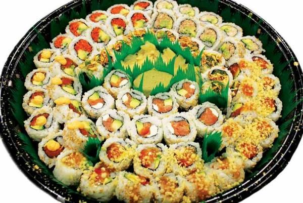 Osaka Sushi Platter