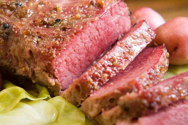 Corned Beef Round