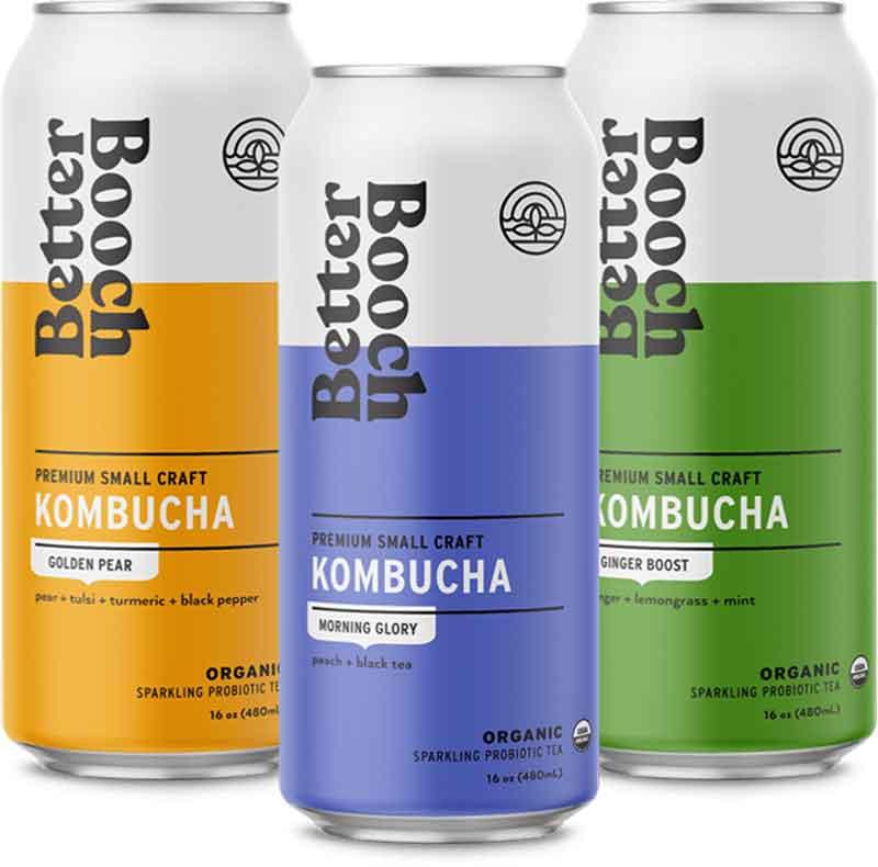 Better Booch OrganicKombucha
