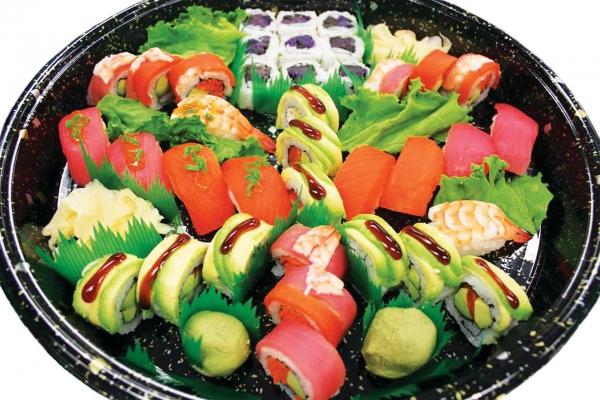 Kyoto Sushi Platter