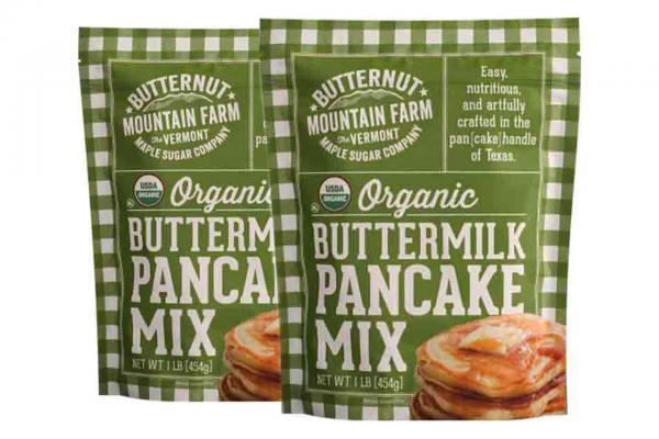Butternut Mountain Farm Organic Buttermilk PancakeMix