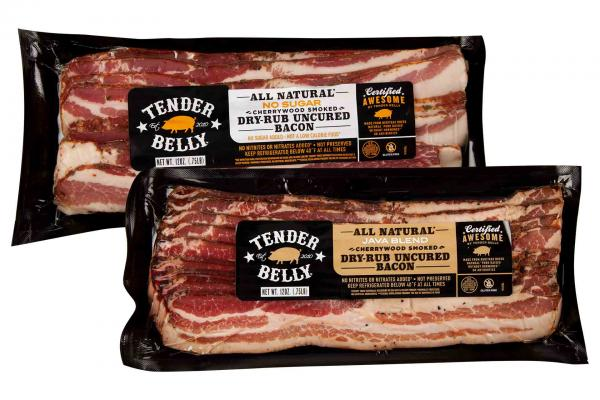 Tender Belly Bacon