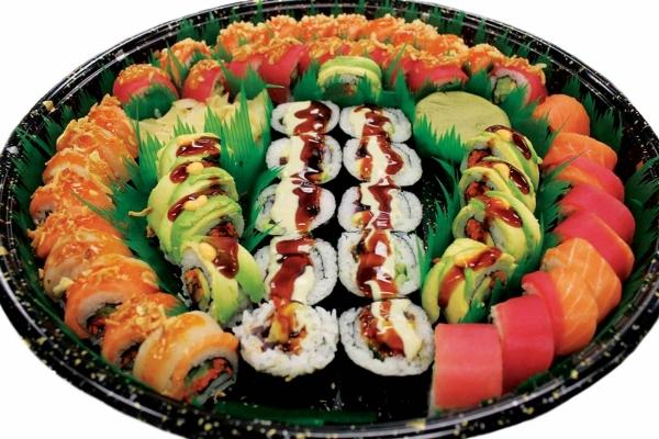Yokohama Sushi Platter