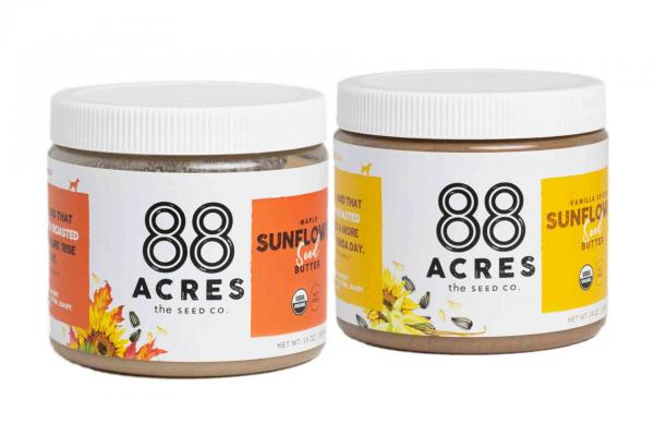 88 Acres Organic Sunflower Butter
