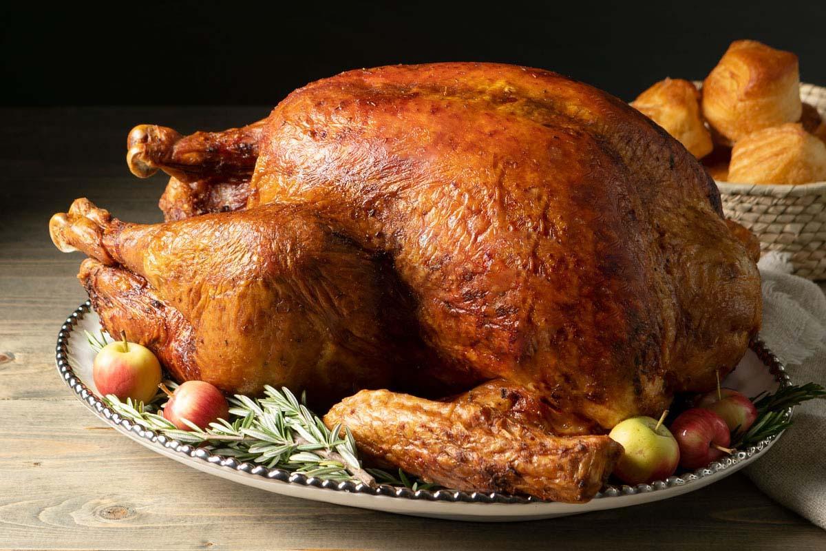 Fresh Whole Turkeys