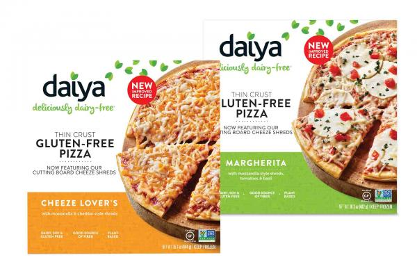 Daiya Pizzas