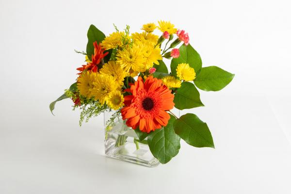 Hot August Nights Mixed Bouquet