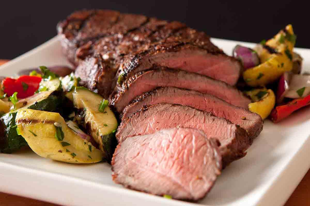 Beef Sirloin Filet Steak