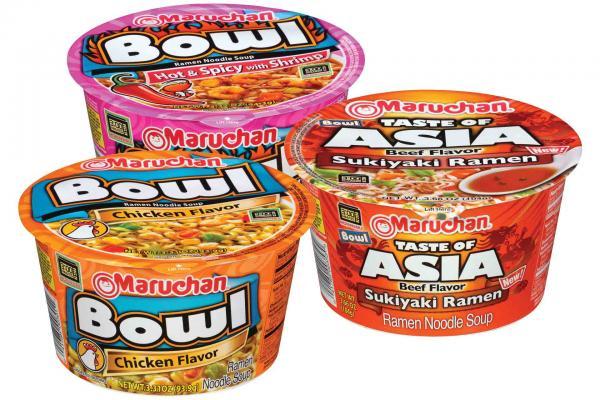 Maruchan Ramen Bowls