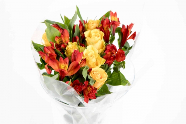 Rose Alstroe Bouquet