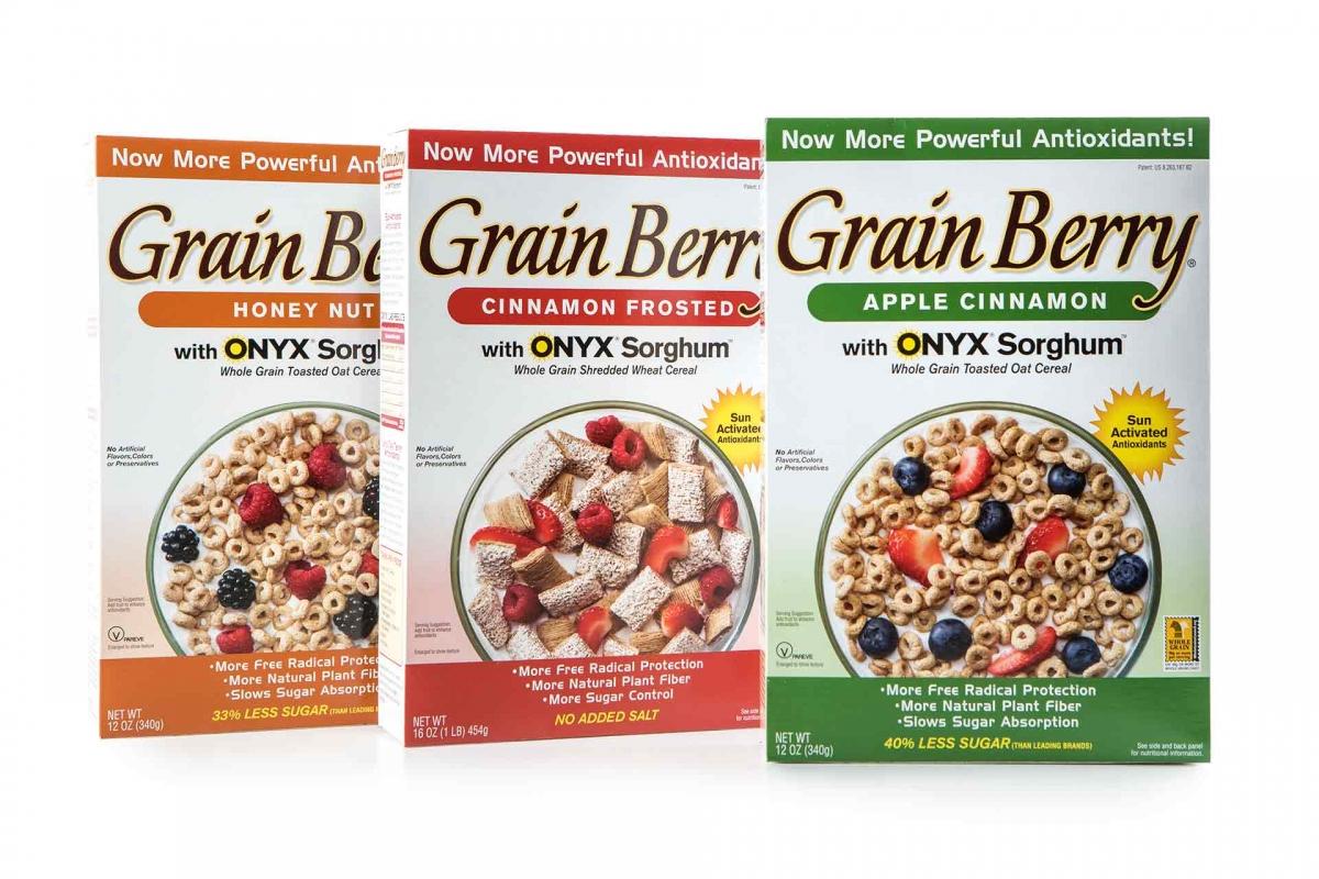 Grain Berry Cereals