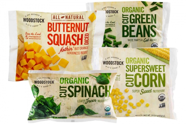 Woodstock Frozen Vegetables