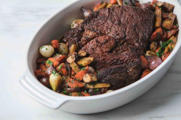 Beef Chuck Roasts