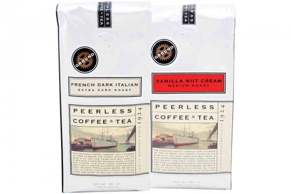 Peerless Bagged Coffee