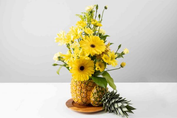 Mellow Yellow Bouquet