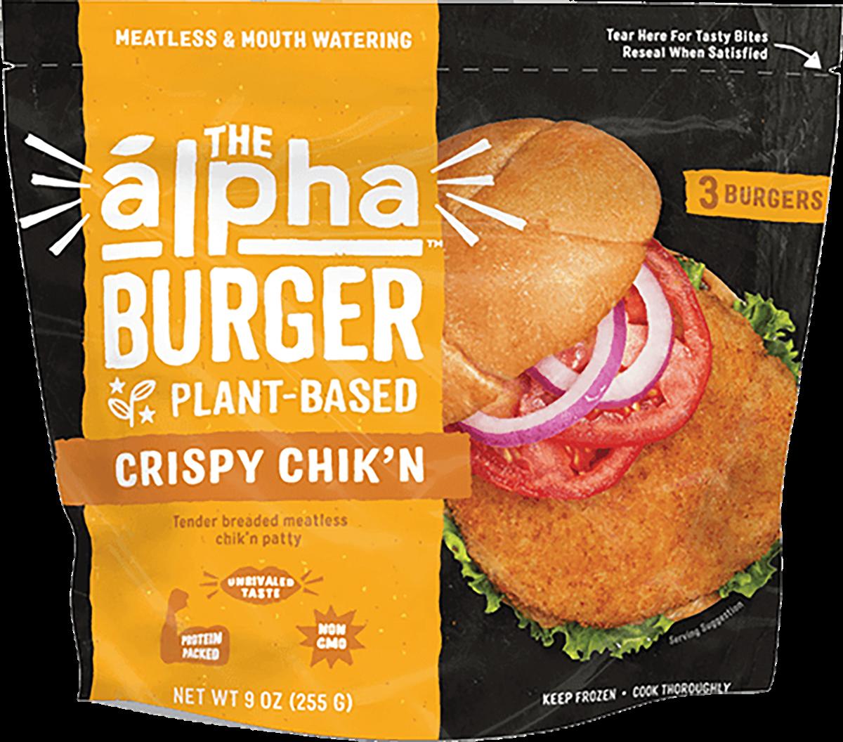 Alpha Plant-Based Meats