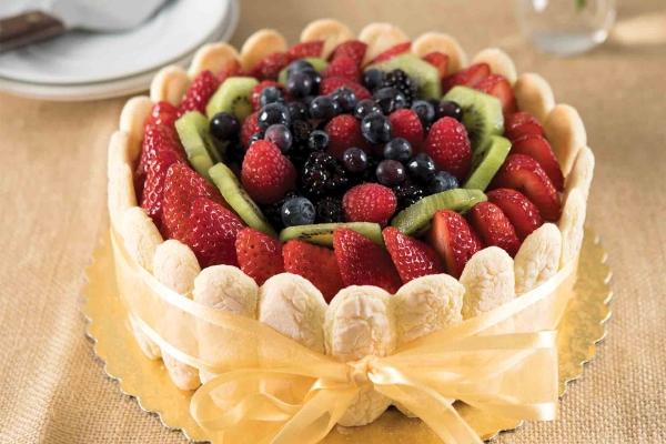 Elegant Lady Cake