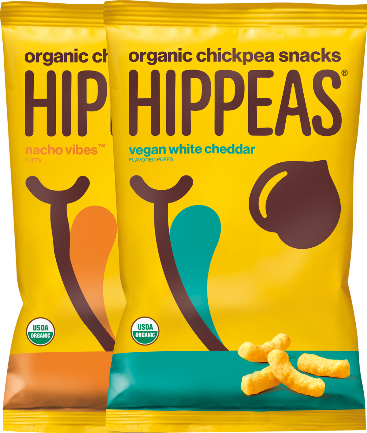Hippeas Chickpea Puffs
