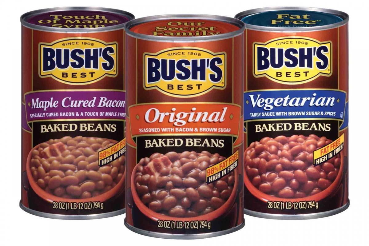 Bush's Baked or Grillin' Beans