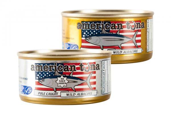 American Tuna Wild Albacore