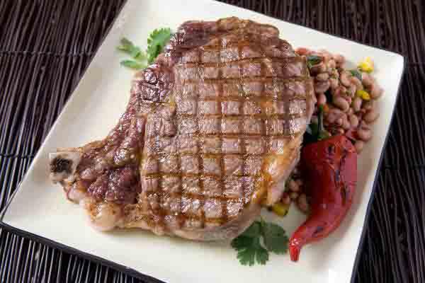 Grass-fed Beef Bone-in Rib Steak