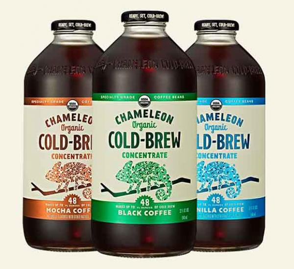 Chameleon Cold Brew Coffee Concentrate