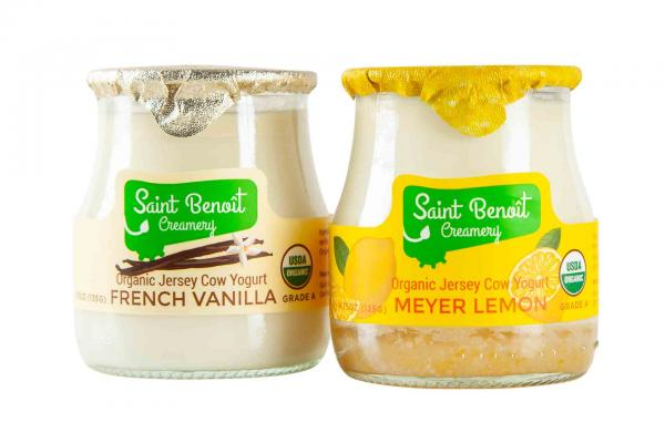Saint Benoît Creamery French Style Yogurt