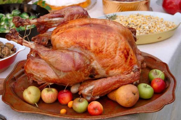 Fresh Organic Free Range Turkeys