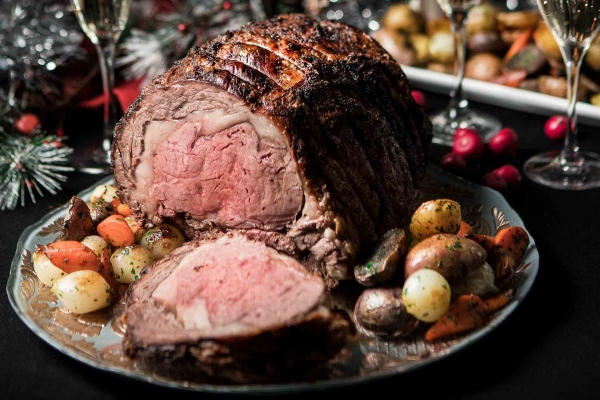 USDA Prime Beef Rib Roasts