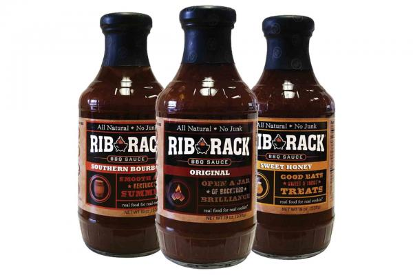 Rib Rack BBQ Sauce