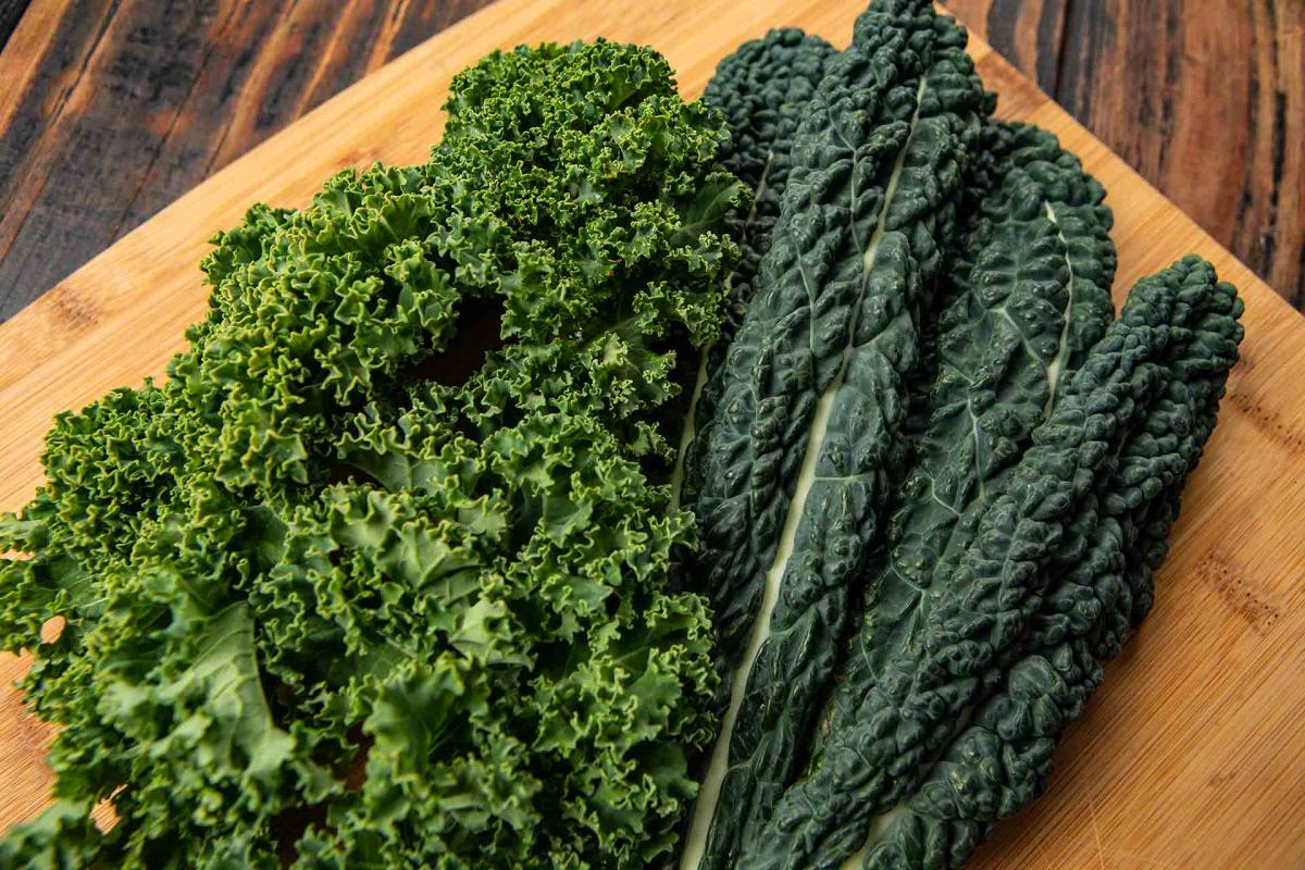 Organic Green or Lacinato Kale