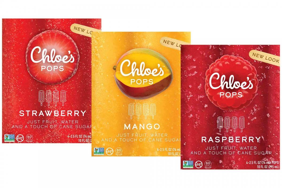 Chloe's Fruit Pops