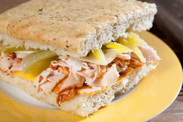 Salsalito Sandwich