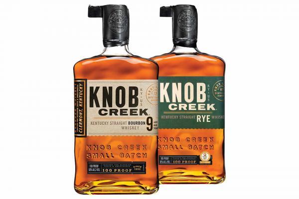 Knob Creek Whiskey