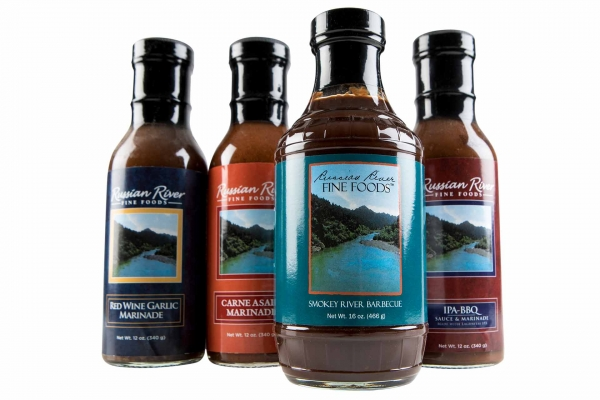 Russian River Barbecue Sauces or Marinades