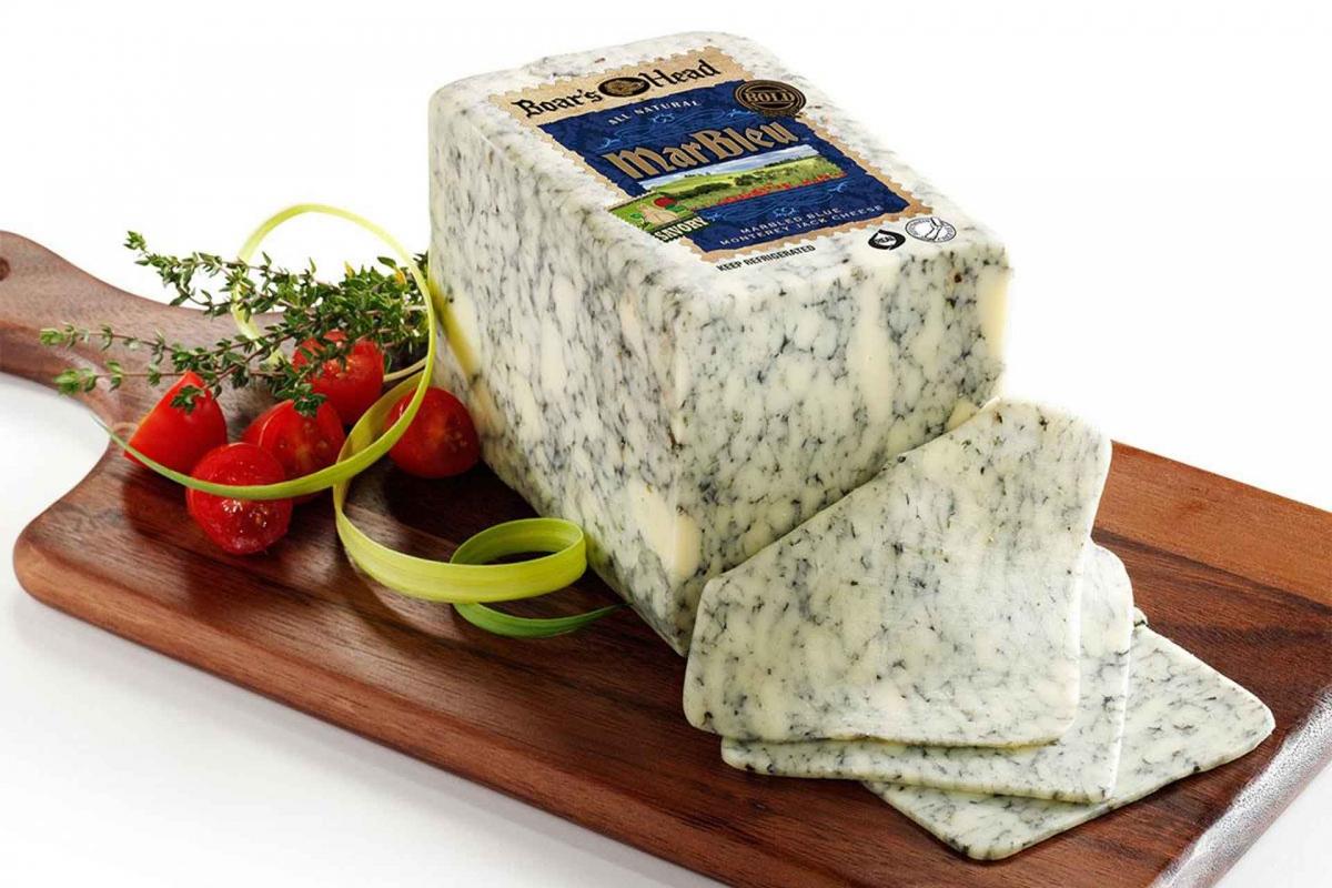 MarBleu Monterey Jack Cheese