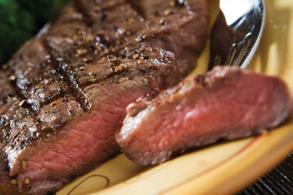 Grass-Fed Beef New York Steaks