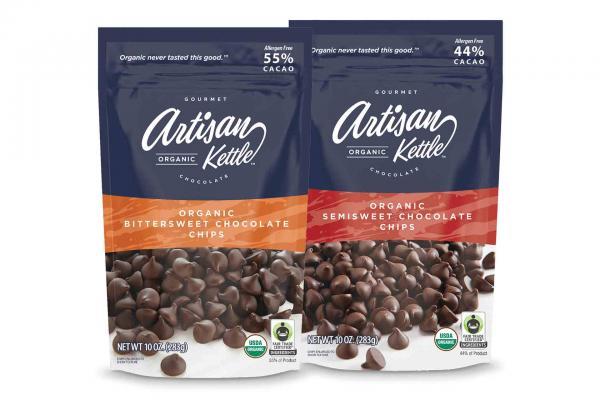 Artisan Kettle Organic Chocolate Chips