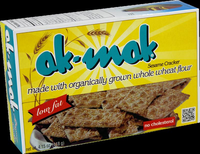 ak-mak Sesame Cracker
