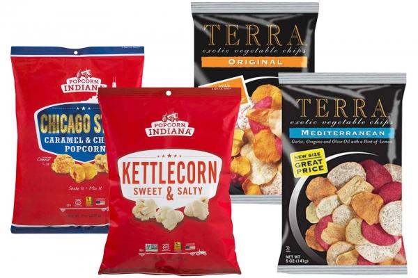 Popcorn Indiana Popcorn or Terra Chips