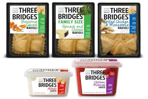 Three Bridges Pasta or Sauces
