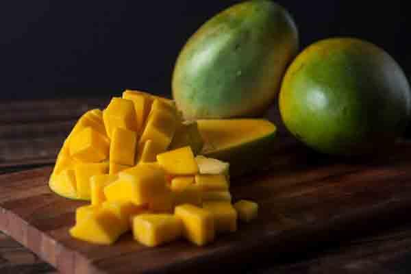 Organic Extra Large Keitt Mangoes