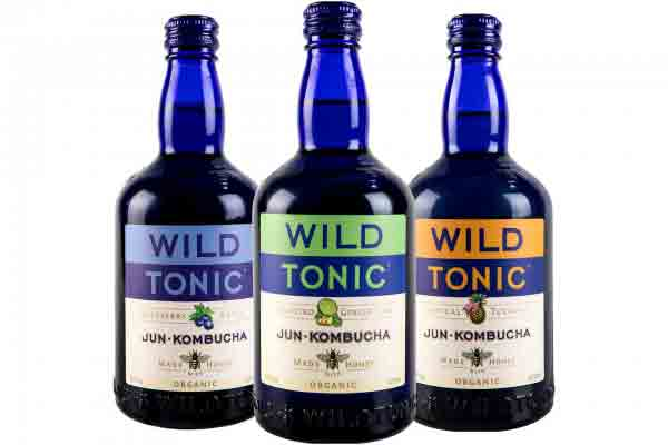 Wild Tonic Jun-Kombucha