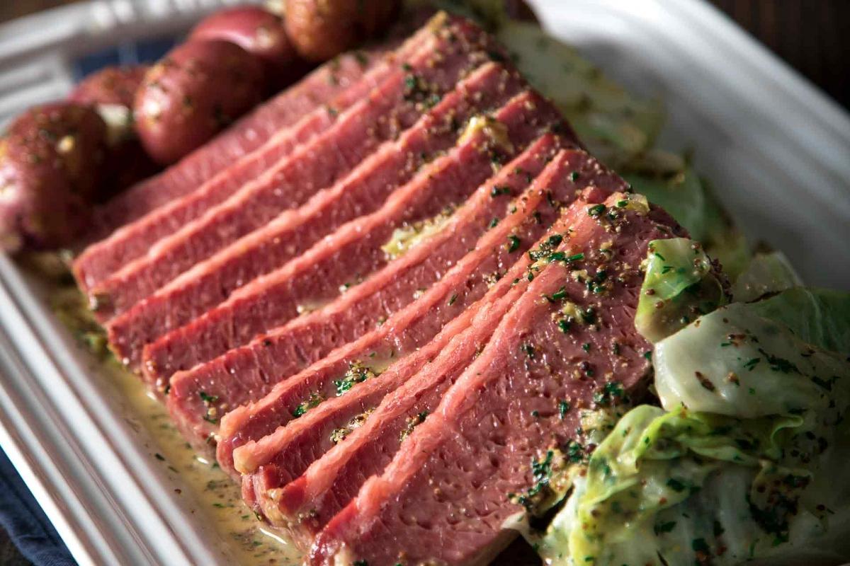 Angus Corned Beef Brisket