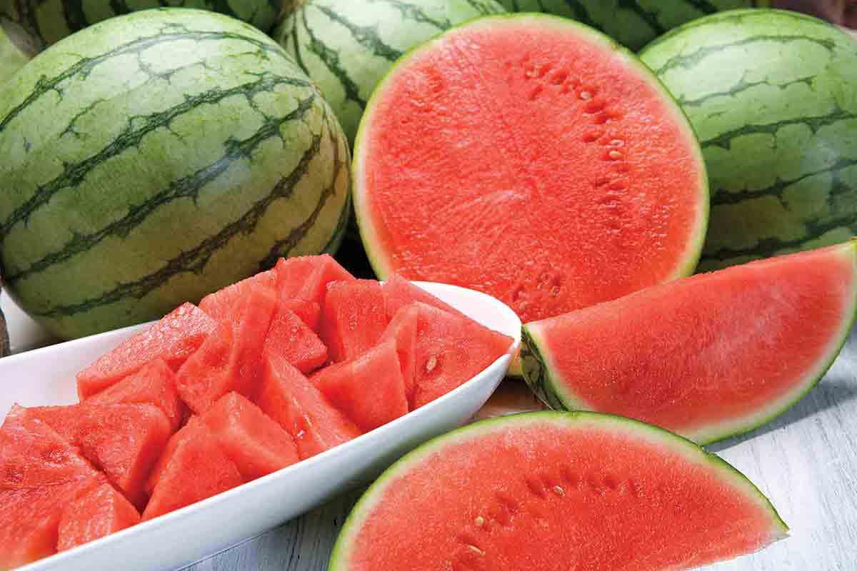 Mini Seedless Watermelons