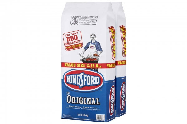 Kingsford Twin Pack Charcoal
