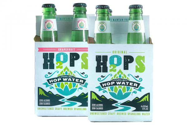 H₂Ops Sparkling Hop Water