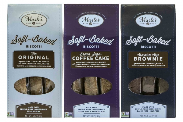 Marlo's Soft-Baked Biscotti