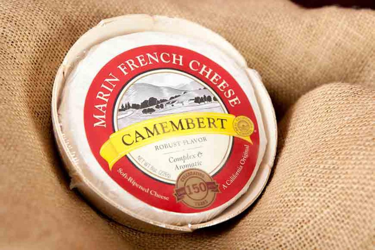 Marin French Camembert